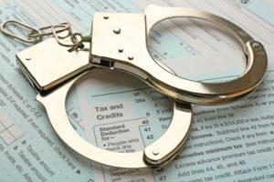 Tax-Fraud Penalties - Lakeport, CA - Eight Ball Bail Bonds